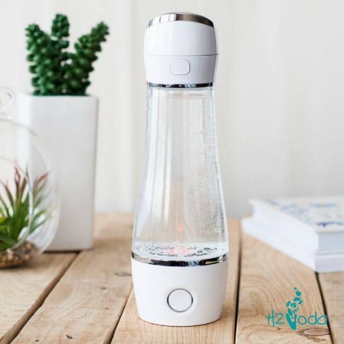 Водородная бутылка H2voda, H2 Wellness , генератор водородной воды, водородная вода Украина фото 1