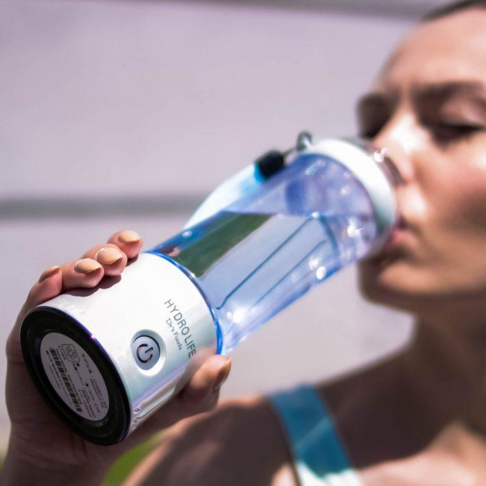 hyrolife dr's food hydrogen bottle, Гидролайф, водородная будытка, водородная вода, Япония - 2