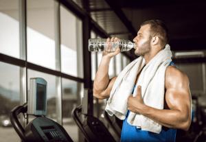 Водородная вода для спортсменов