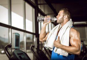 Водородная вода для спортсменов, водородная вода польза