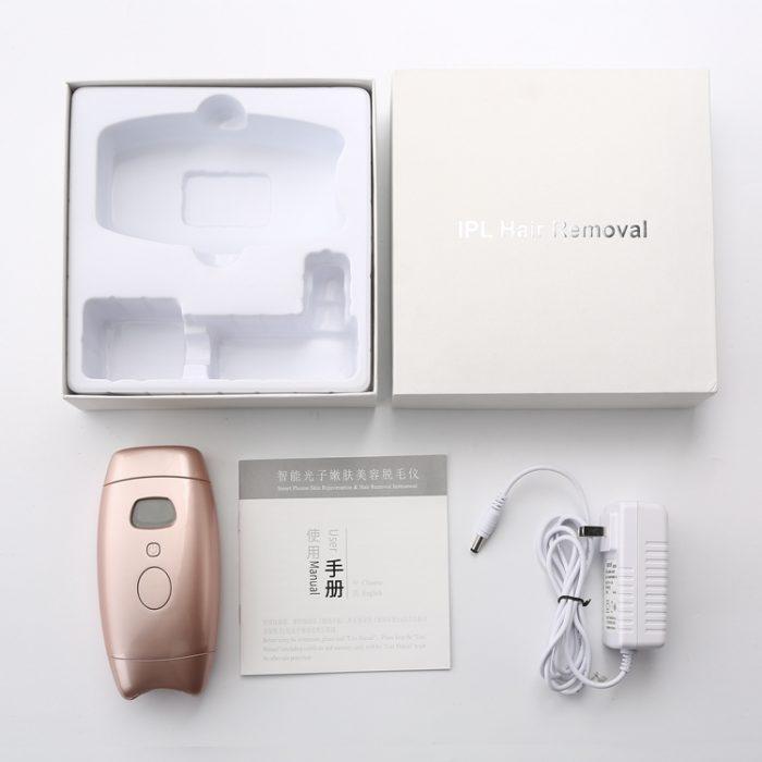 лазерный эпилятор, технология IPL, эпилятор с IPL, домашний эпилятор, эпилятор для использования в домашних условиях 1