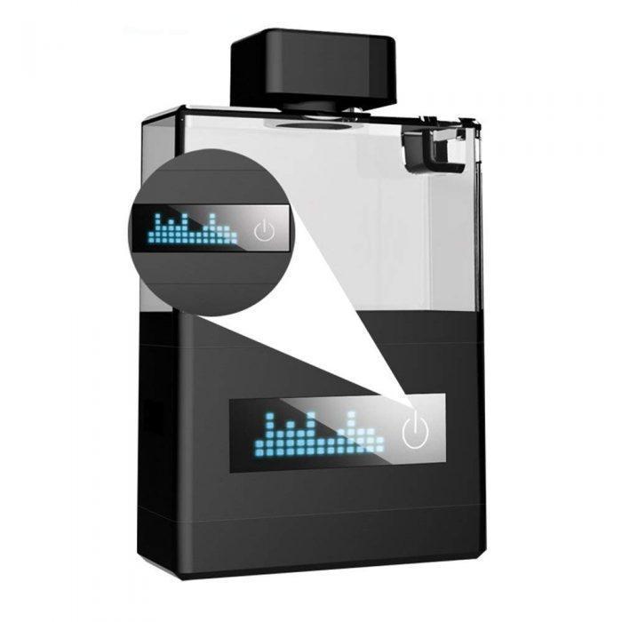 генератор водородной воды Q7, Q7 portable hydrogen water generator with power bank 2
