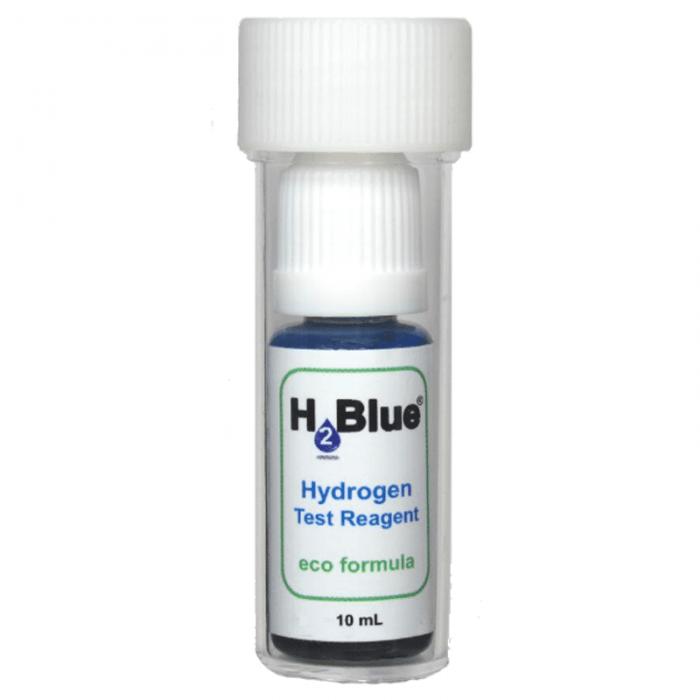 H2Blue, реагент H2Blue, реагент H2Blue для проверки концентрации водорода, концентрация водорода,измеритель концентрации водорода, измерение концентрации водорода, водородная вода - 4