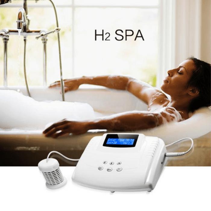 водородная вода, водородный генератор для ванн, водородная капсула, водородные ванны - 3