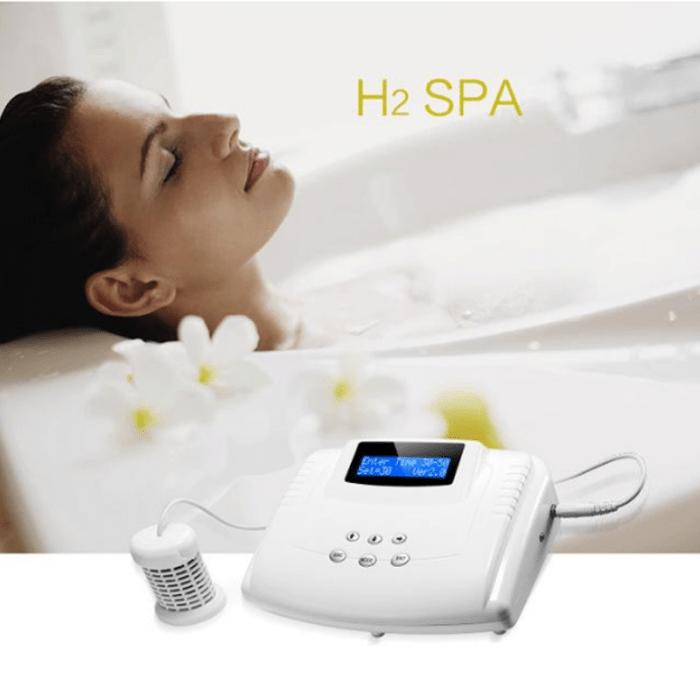 водородная вода, водородный генератор для ванн, водородная капсула, водородные ванны - 4