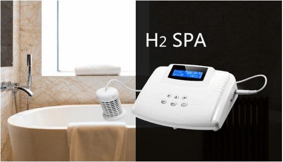 H2 SPA, hydrogen baths
