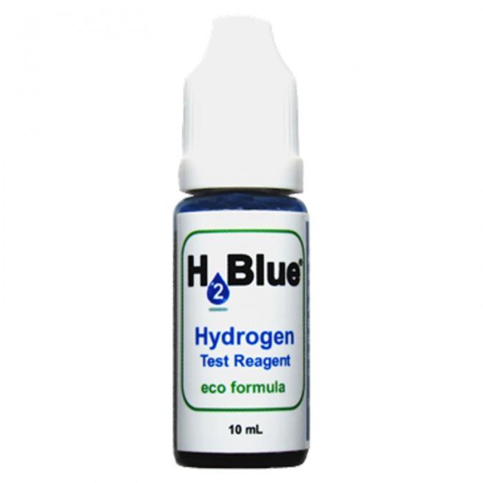 H2Blue, реагент H2Blue, реагент H2Blue для проверки концентрации водорода, концентрация водорода, измеритель концентрации водорода, измерение концентрации водорода, водородная вода - 1
