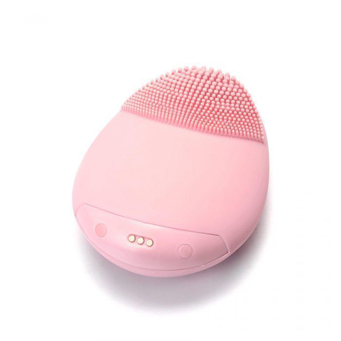 силиконовая щетка Sapphire Skin Care, Силиконовая Щетка pink 3