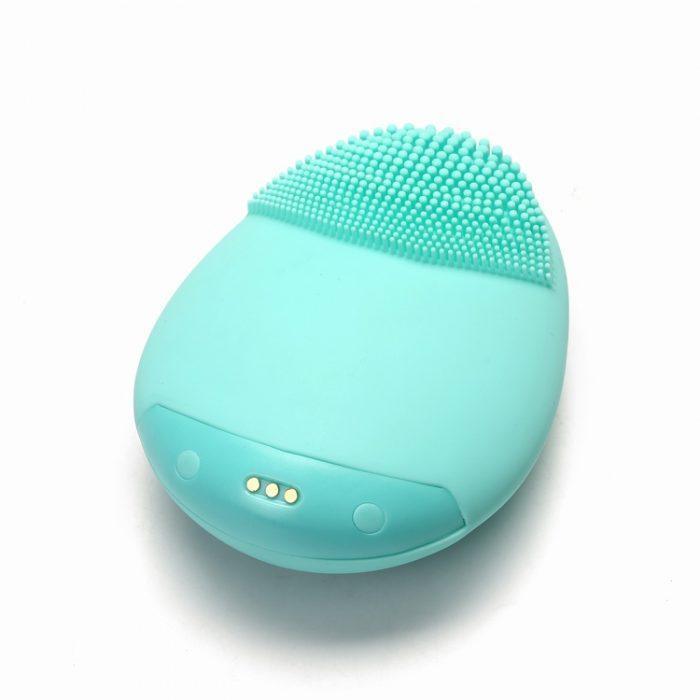силиконовая щетка Sapphire Skin Care, Силиконовая Щетка mint 2