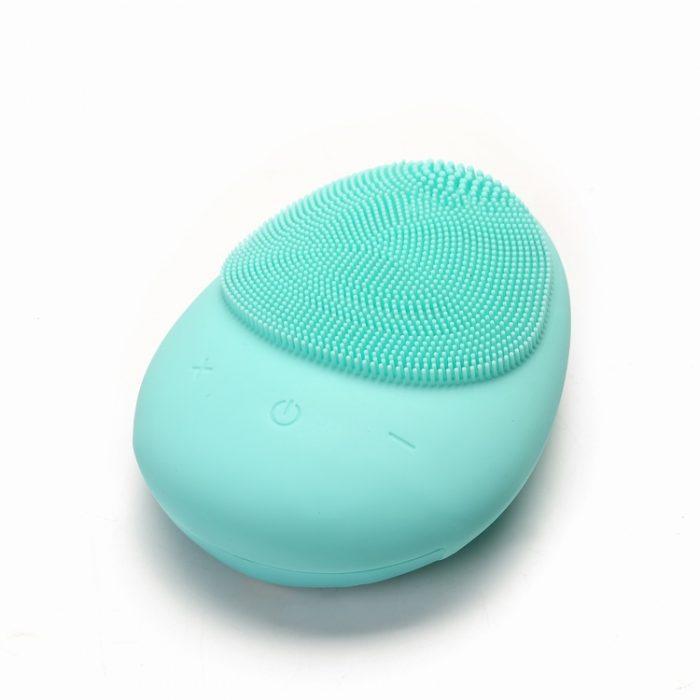 силиконовая щетка Sapphire Skin Care, Силиконовая Щетка mint 3