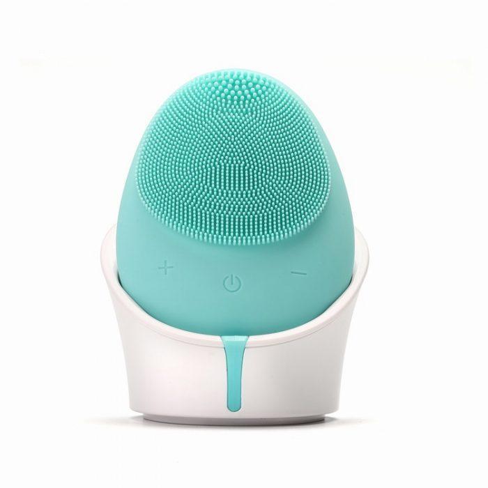 силиконовая щетка Sapphire Skin Care, Силиконовая Щетка mint