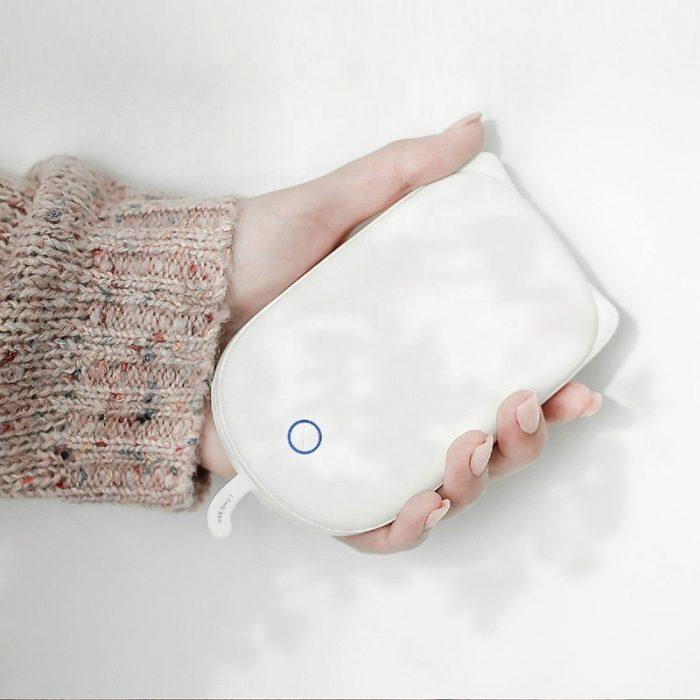 warmer white