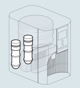 Генератор водородной воды RARA, настольный генератор водорода