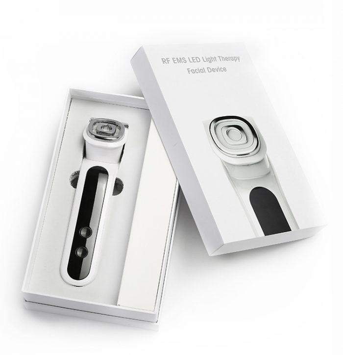 Silky Lifting Skin Care 5в1, прибор для лифтинга 5в1