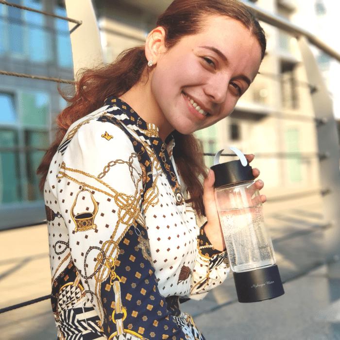 водородная бутылка Harmony, 2, водородный генератор корея