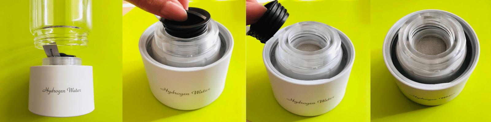 генератор harmony, водородная бутылка Harmony, how to use, как использовать