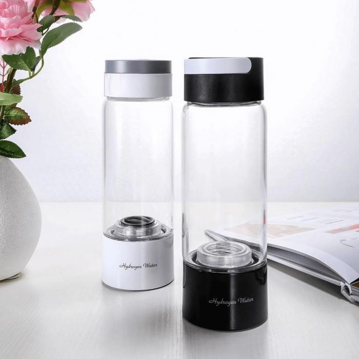 водородная бутылка Harmony, black, водородный генератор корея