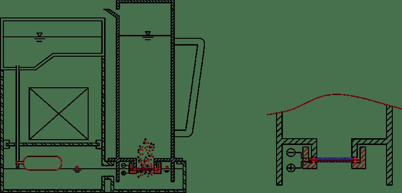 насыщения воды водородом, водородный кувшин Buder