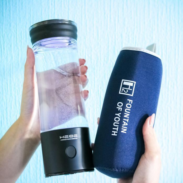 HEBE ХЕБЕ EGT 1000 генератор водородной воды, водородная бутылка, водородный стакан, портативный генератор водорода, водородный генератор, генератор водородной воды, корейский водородный генератор 4