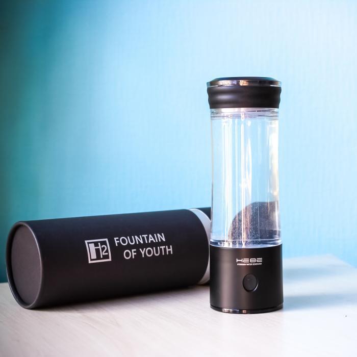 HEBE ХЕБЕ EGT 1000 генератор водородной воды, водородная бутылка, водородный стакан, портативный генератор водорода, водородный генератор, генератор водородной воды, корейский водородный генератор 3