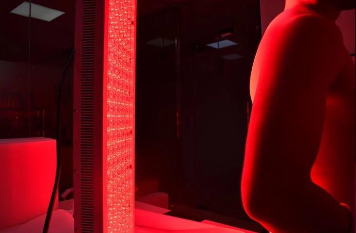 световая терапия для тела красный свет