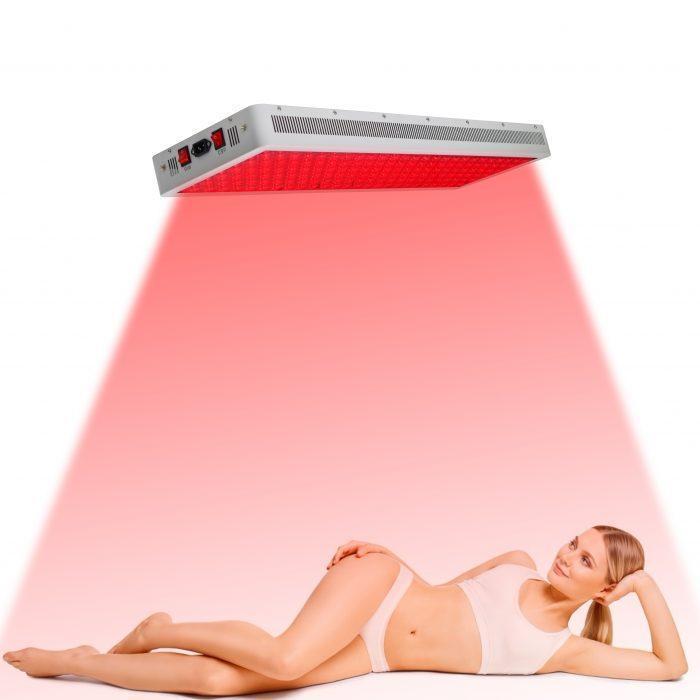 инфракрасная лампа терапия лед