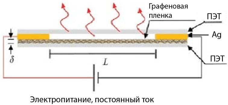 графеновая пленка