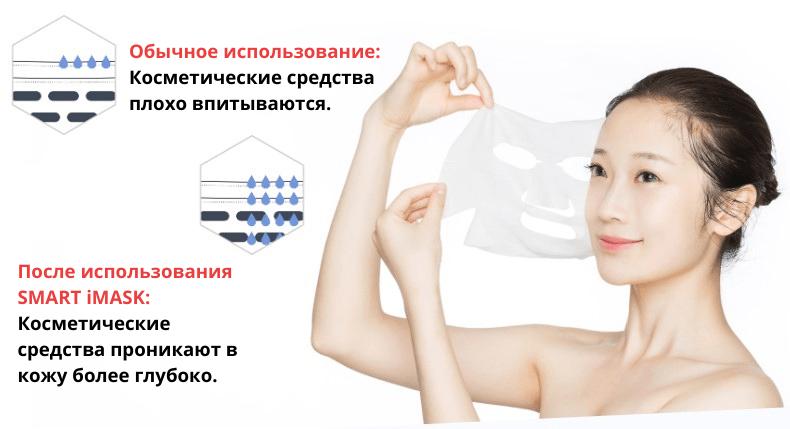 графеновая маска действие косметических средств