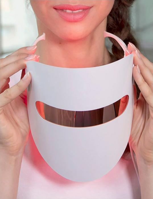 фотодинамическа маска использование, LED-маска