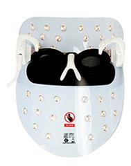 маска для фотодинамической терапии синий свет