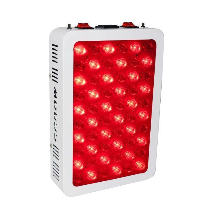 панель для терапии инфракрасным светом, инфракрасная лампа, терапия красным светом, светотерапия