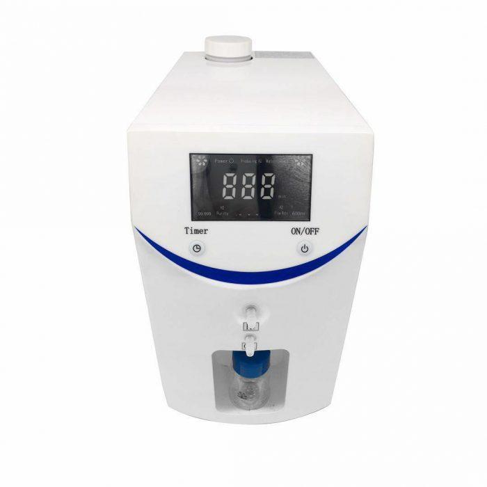 Генератор водорода для ингаляций, водородный ингалятор