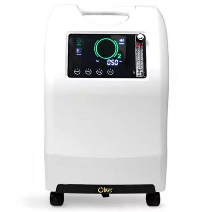 кислородный концентратор, кислородный концентратор Olive, кислородный концентратор на 10 мл, прибор для кислородных ингаляций, ингаляции кислородом